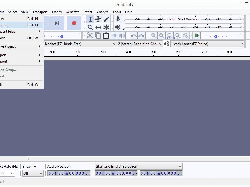 LAME AUDACITY 2.0.0 MP3 POUR TÉLÉCHARGER