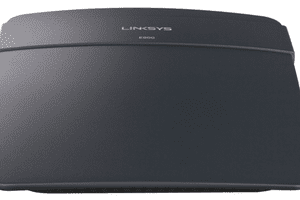 What is the Linksys N300 default password?