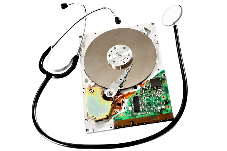 Disk drive and Stethoscope