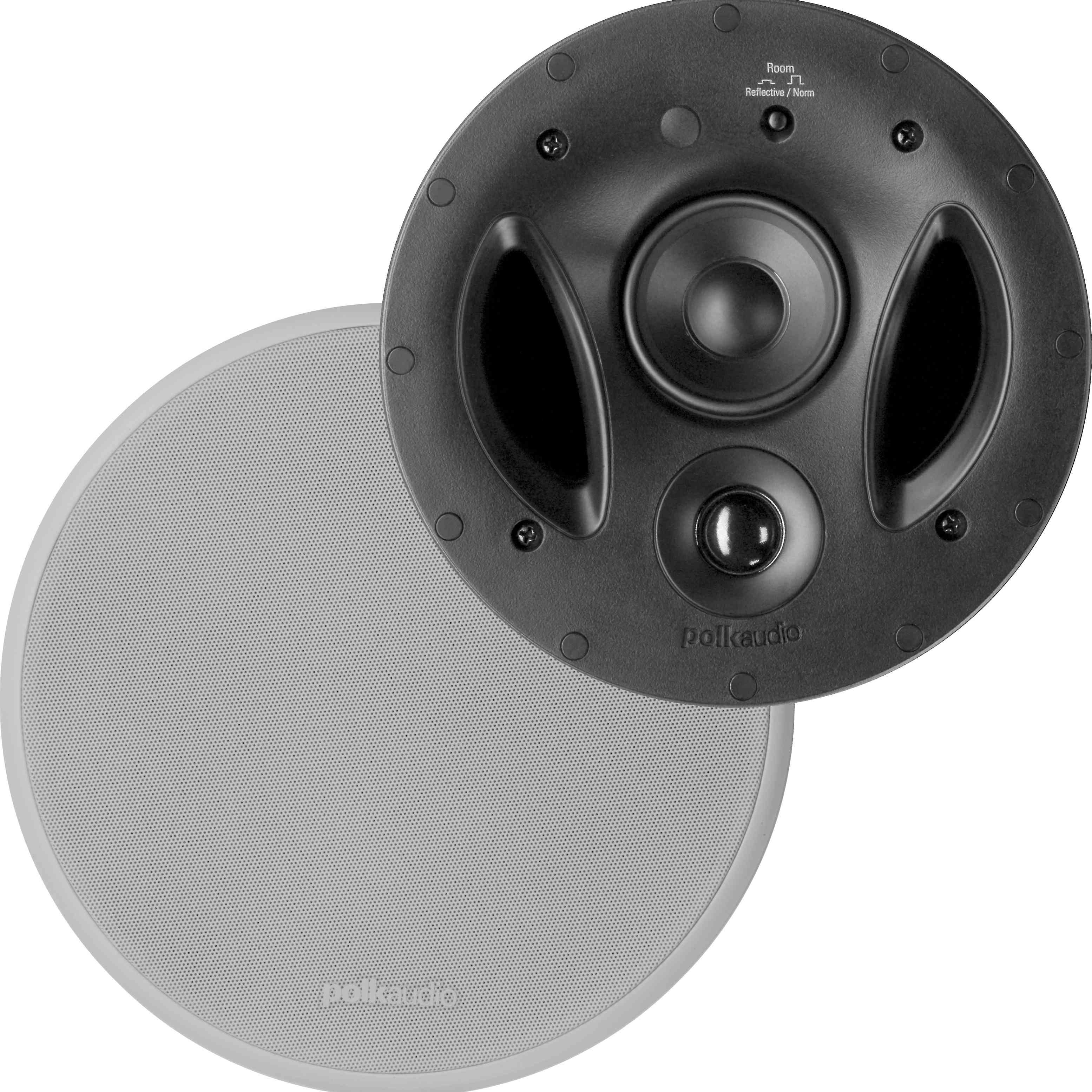 UK MADE single 12 inch Speaker Grill round holes