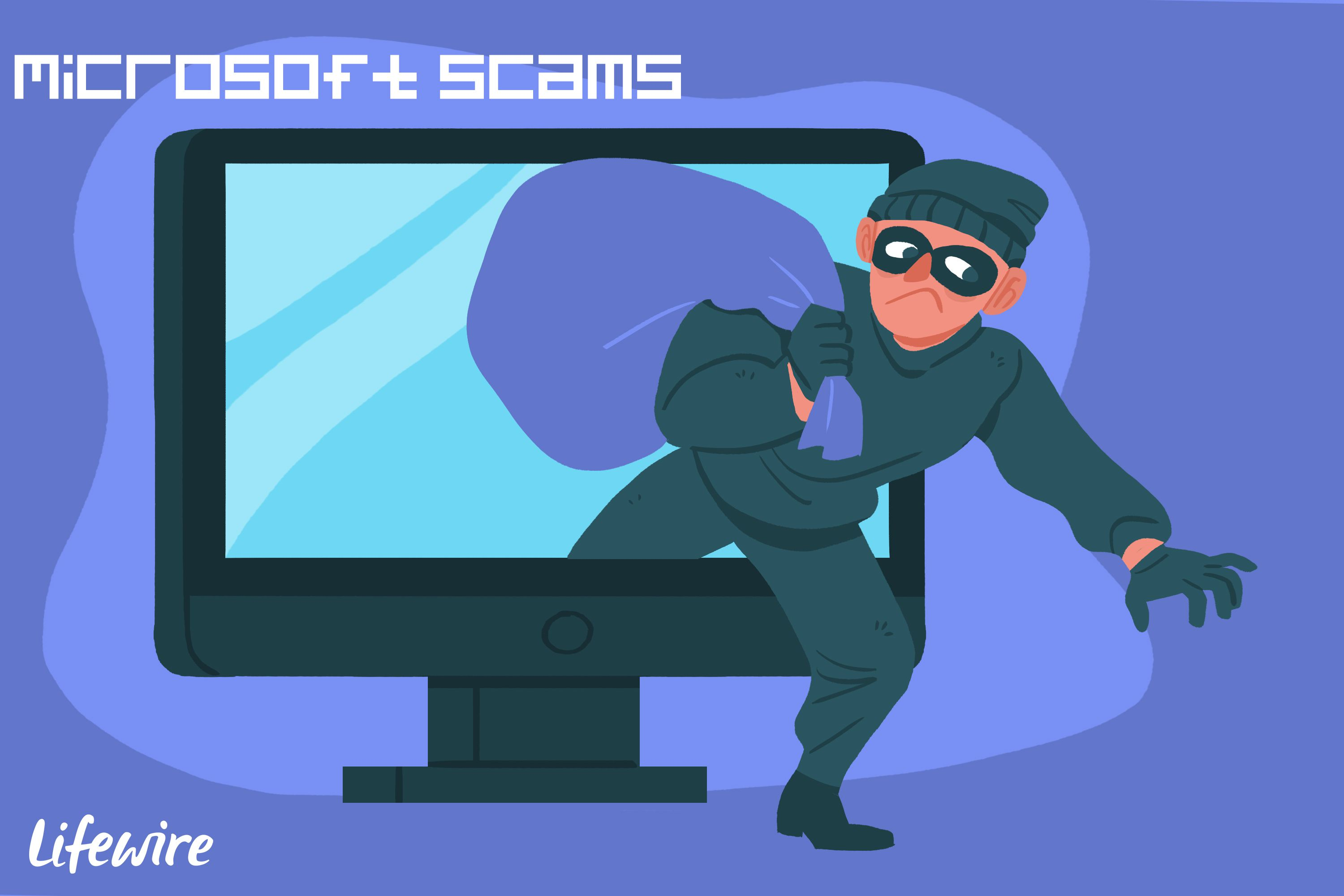 Microsoft Scams: What They Are and How to Protect Yourself From Them