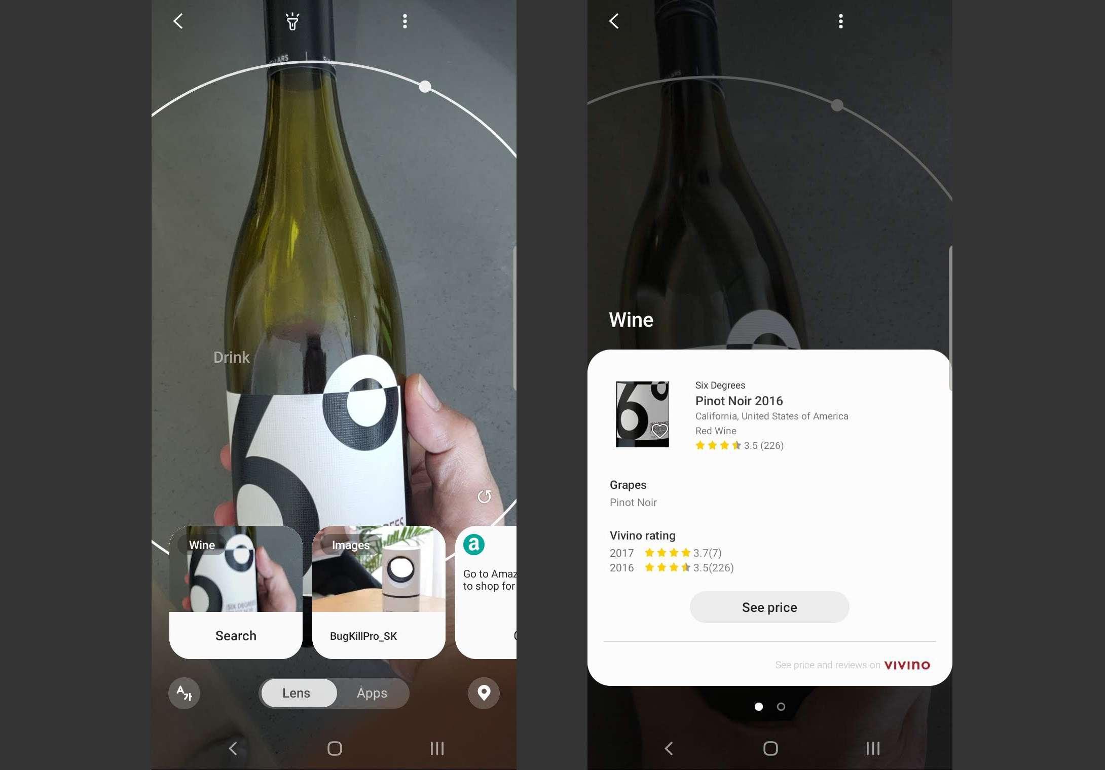Bixby for Wine