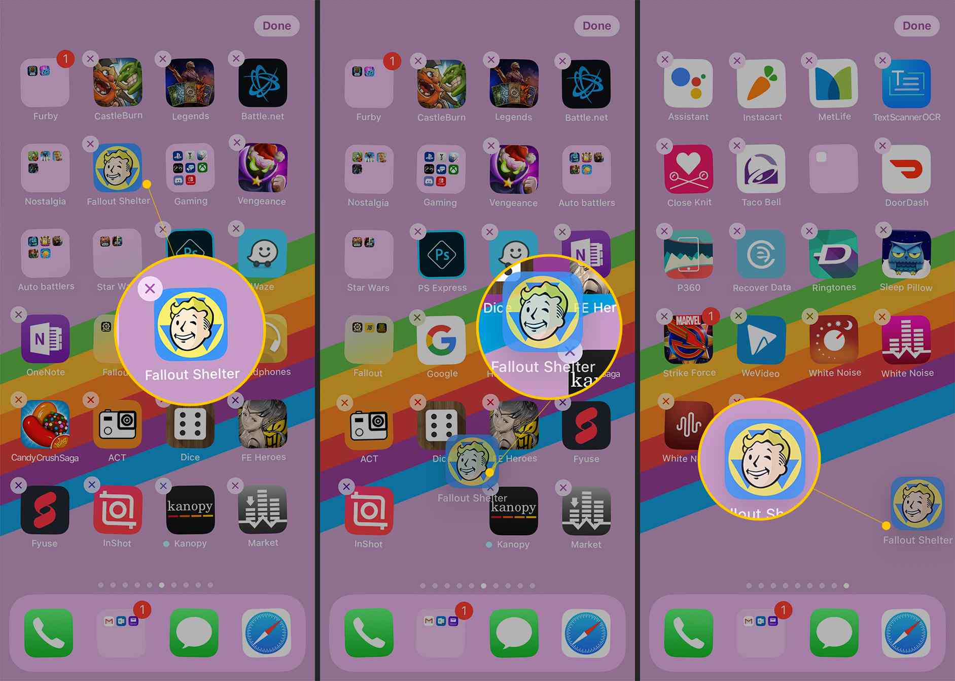 Organize Iphone Photos