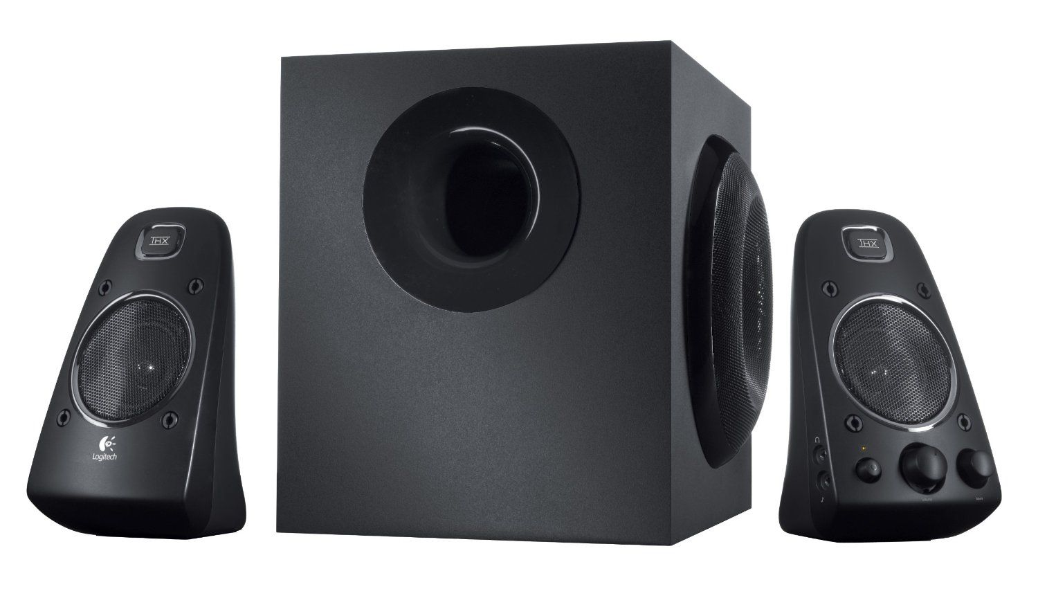 The 10 Best Computer Speakers To Buy In 2018 Subwoofers Will Consistent Power Both Maximizing Your Value Logitech Z623
