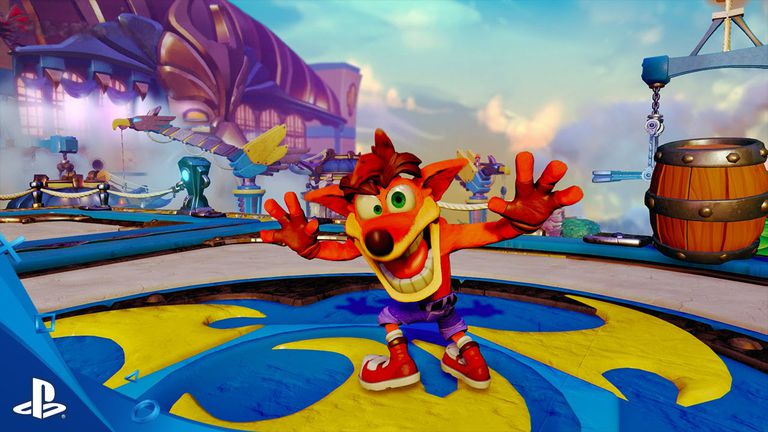 Crash Bandicoot PlayStation Cheats Guide