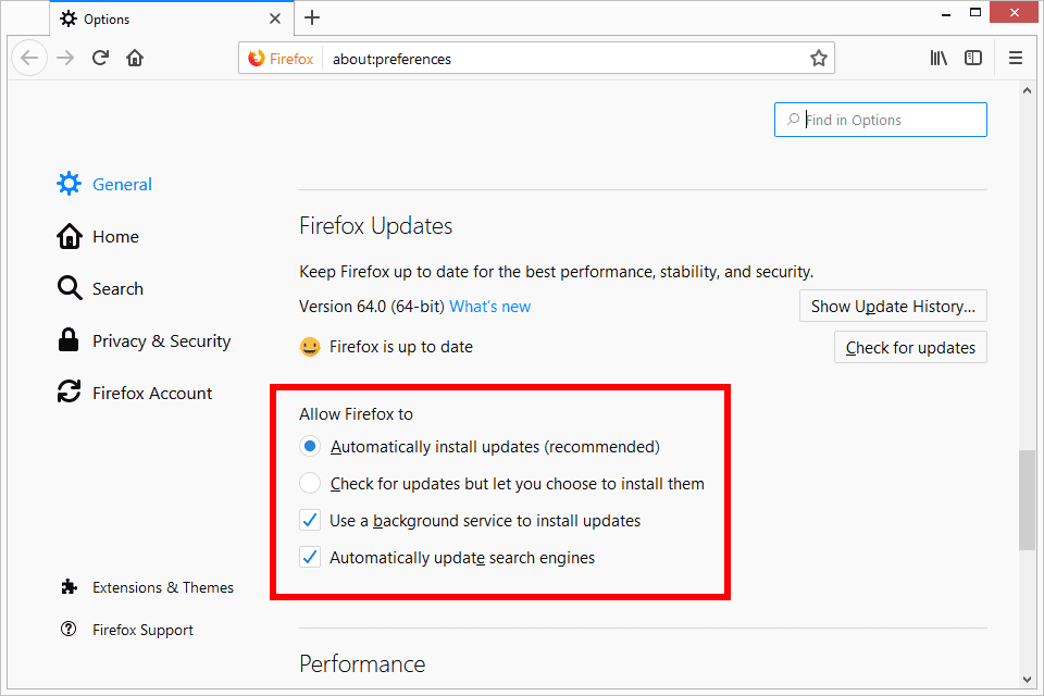 How Do I Update Firefox? (Most Recent: Firefox 68)