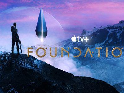 Foundation on Apple TV