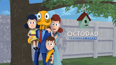 Cover art for Octodad