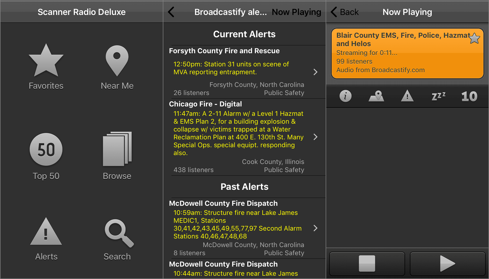 The 4 Best Free Police Scanner Apps