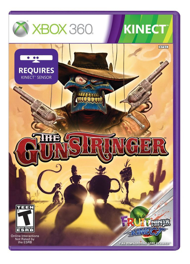 The Gunstringer box