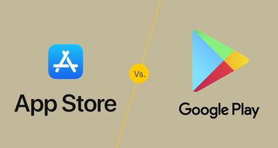 App Store vs. Google Play