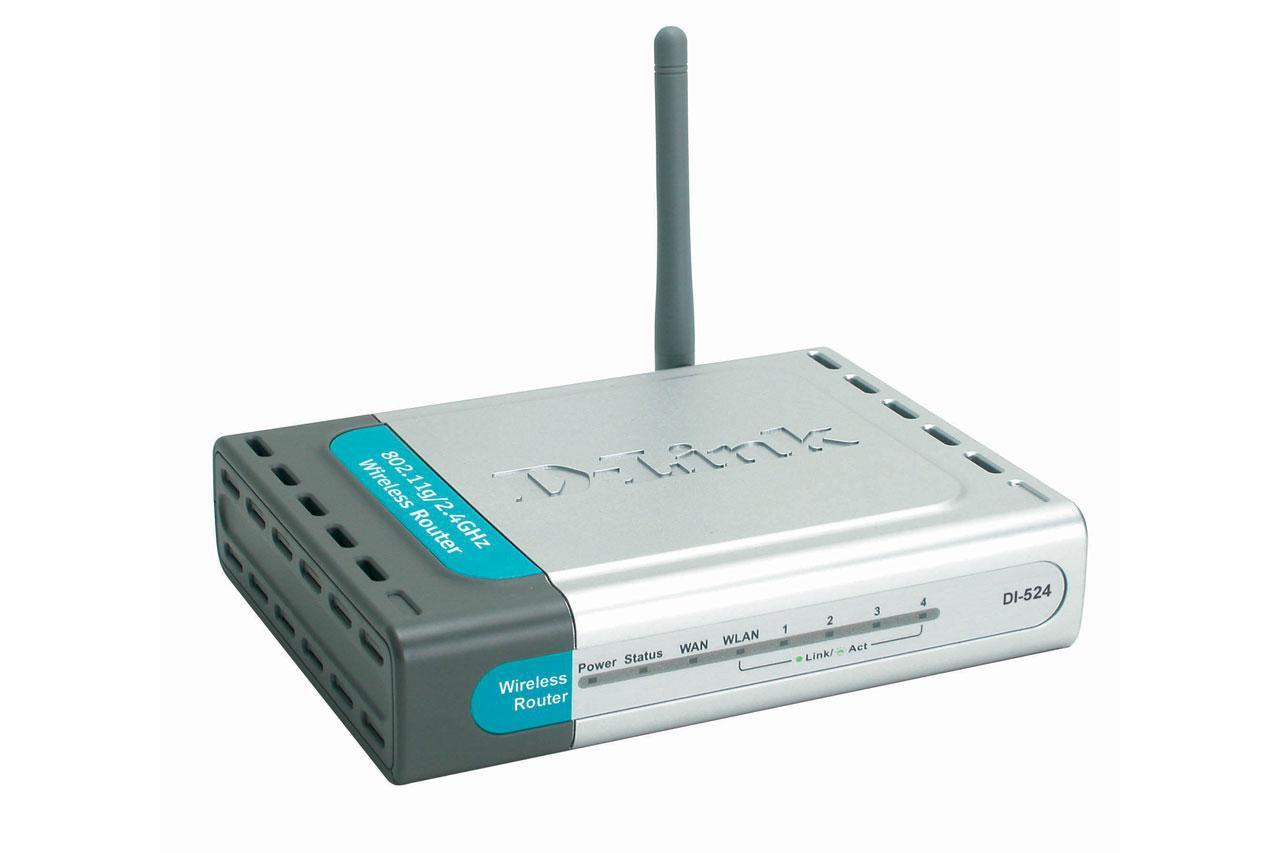 A D-Link router