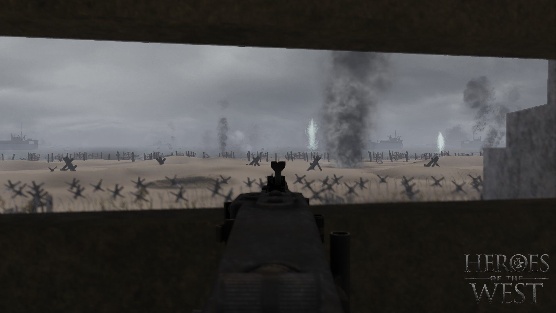 Heroes of the West Screenshot