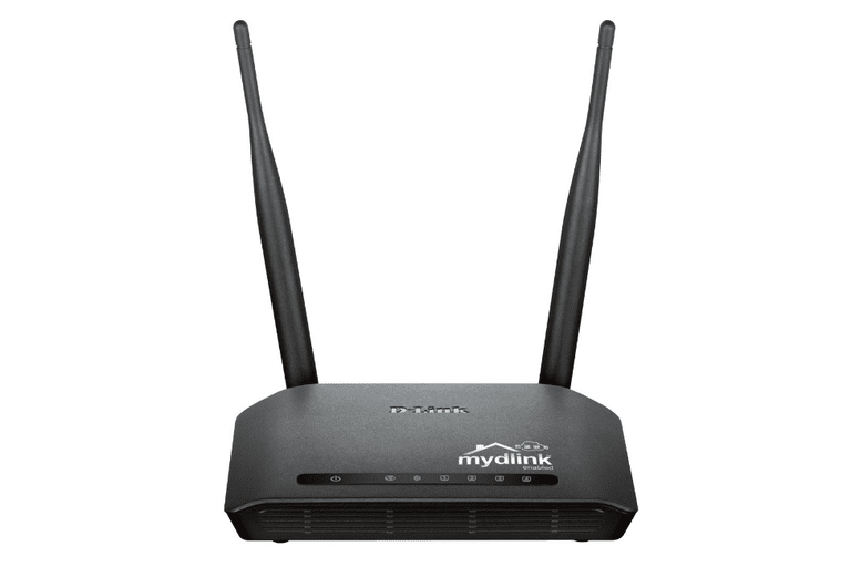 A D-Link DIR-605L Wireless Router