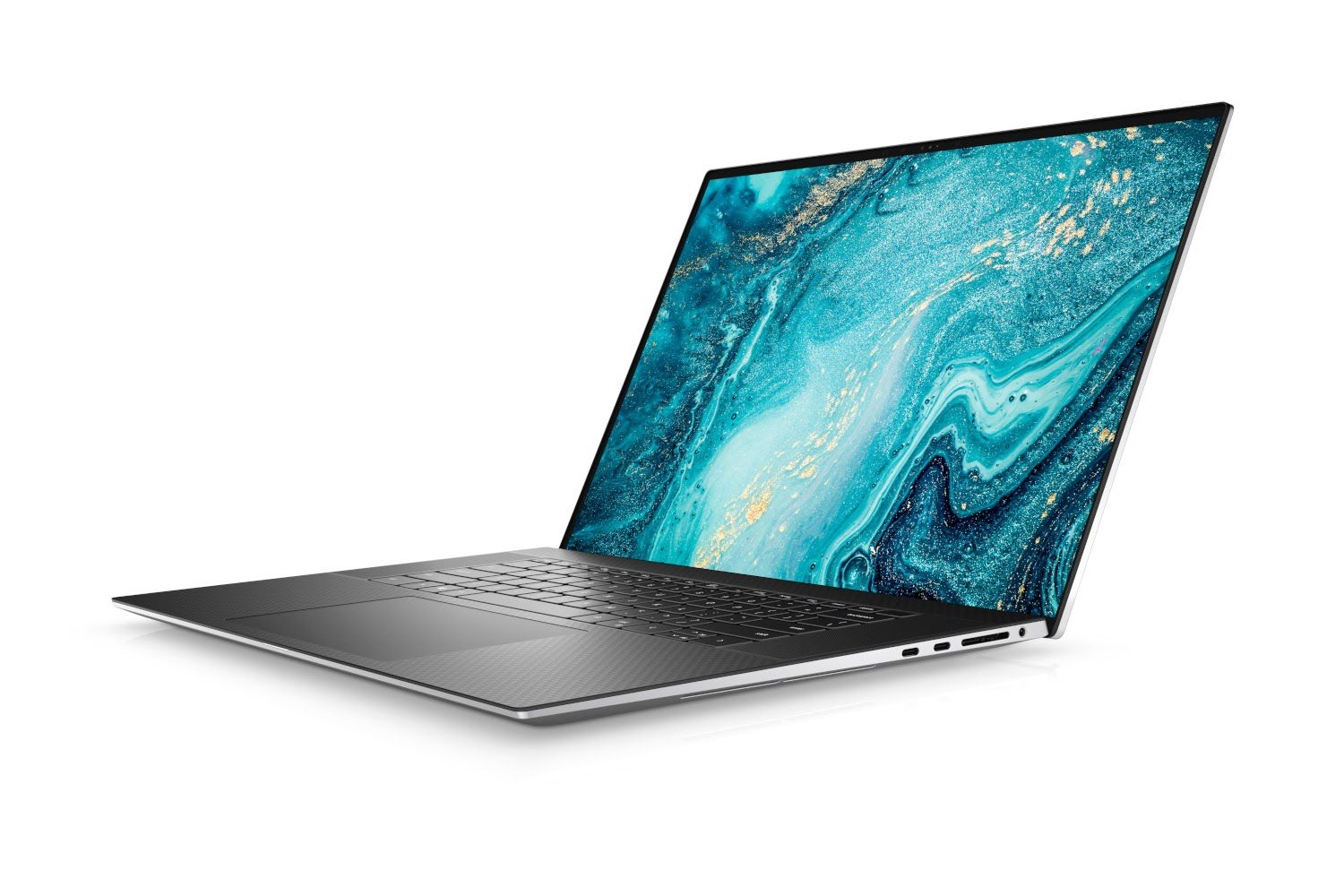 Dell's XPS 17 is among 80 new laptops equipped with Intel 11th-gen H-Series.