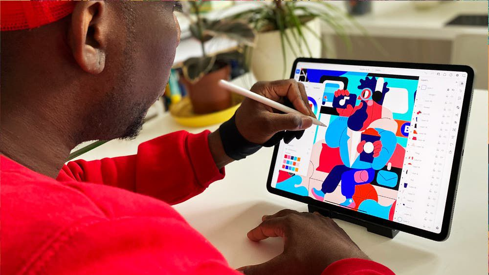 Why Adobe Illustrator on iPad Isn't for the Pros
