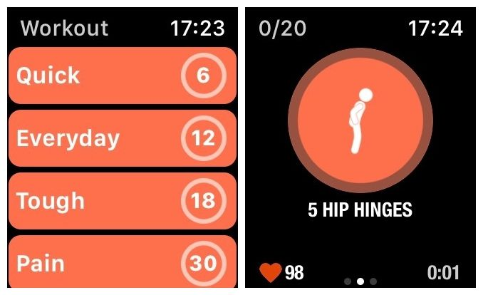10 Best Apple Watch Fitness Apps
