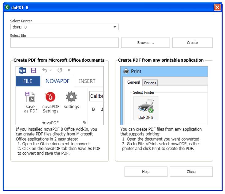 Free Tools to Create PDF Files