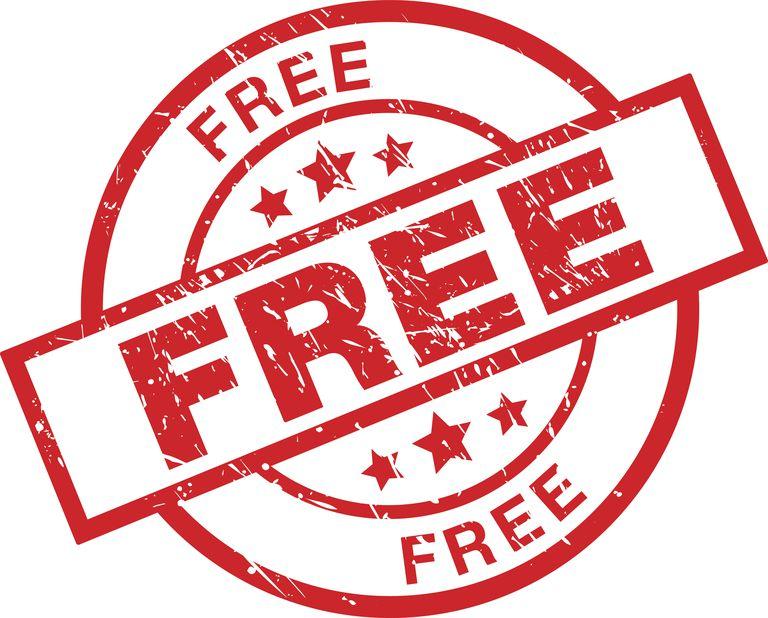 Free stamp/label