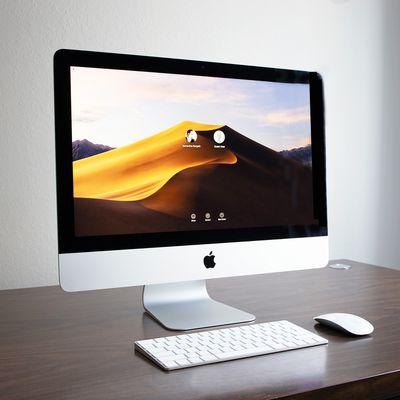 Apple iMac 21.5-inch 4K