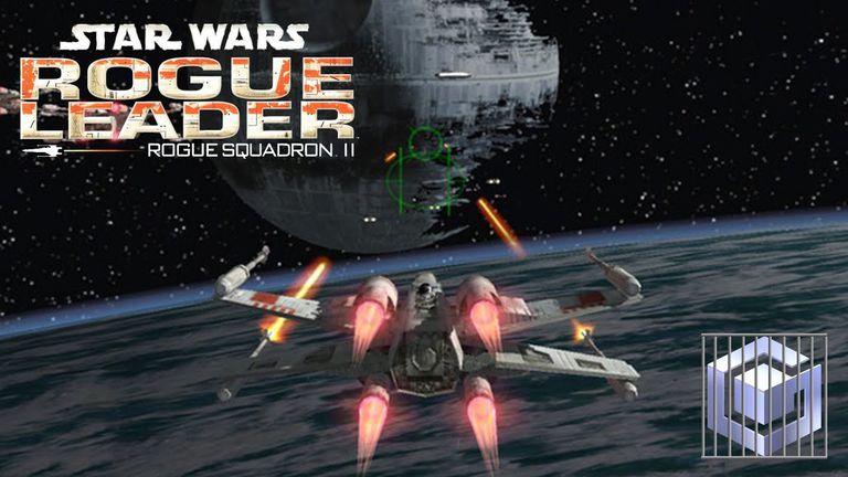 Star Wars Rogue Leader Rogue Squadron II screenshot