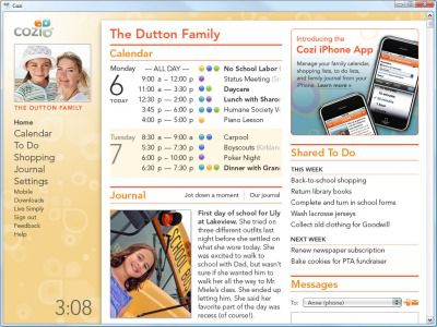 Get Organized With The Cozi Family Organizer
