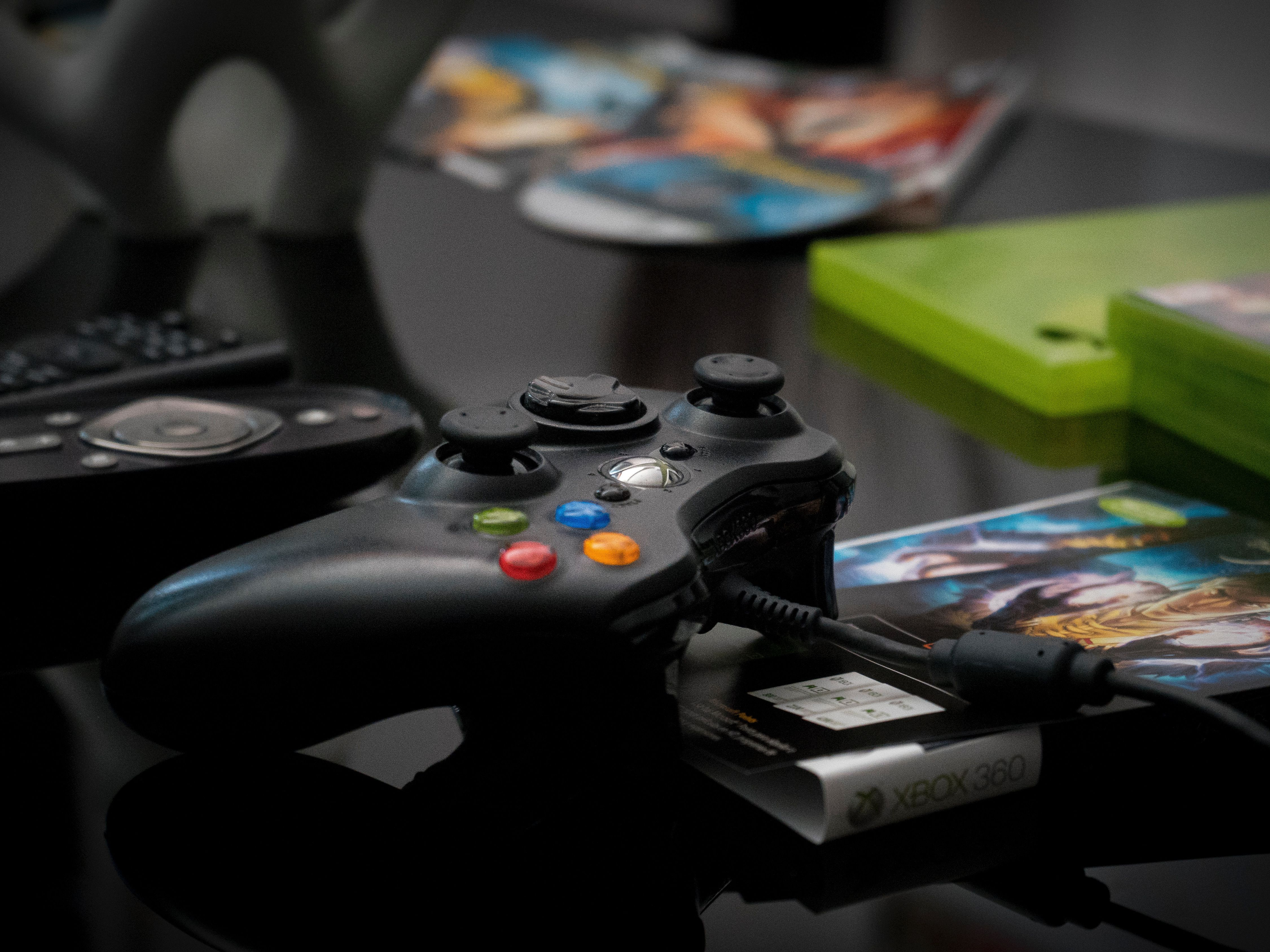 How to Connect an Xbox 360 to Your TV