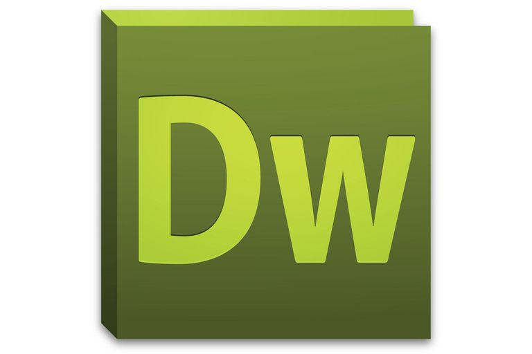 Application icon for Adobe Dreamweaver