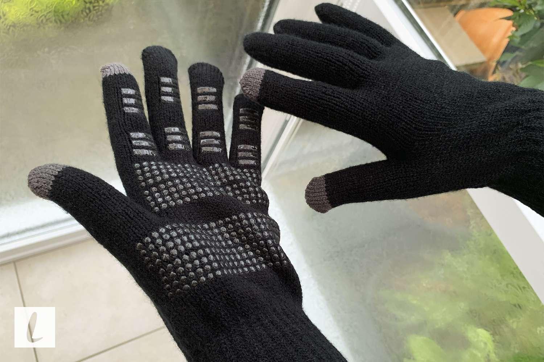 Lethmik Non-Slip Touchscreen Gloves