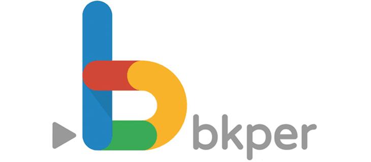 The bkper logo