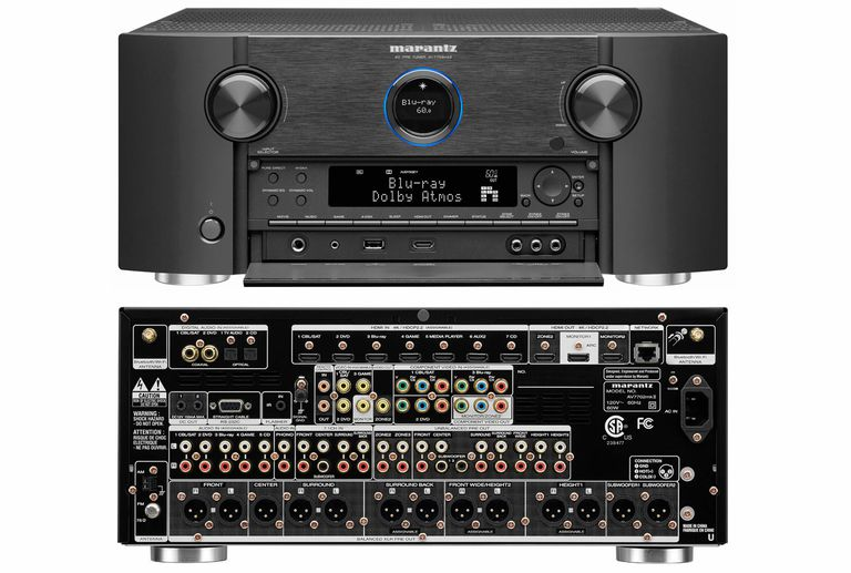 Preamplifier (Preamp) Basics For Home Theater on