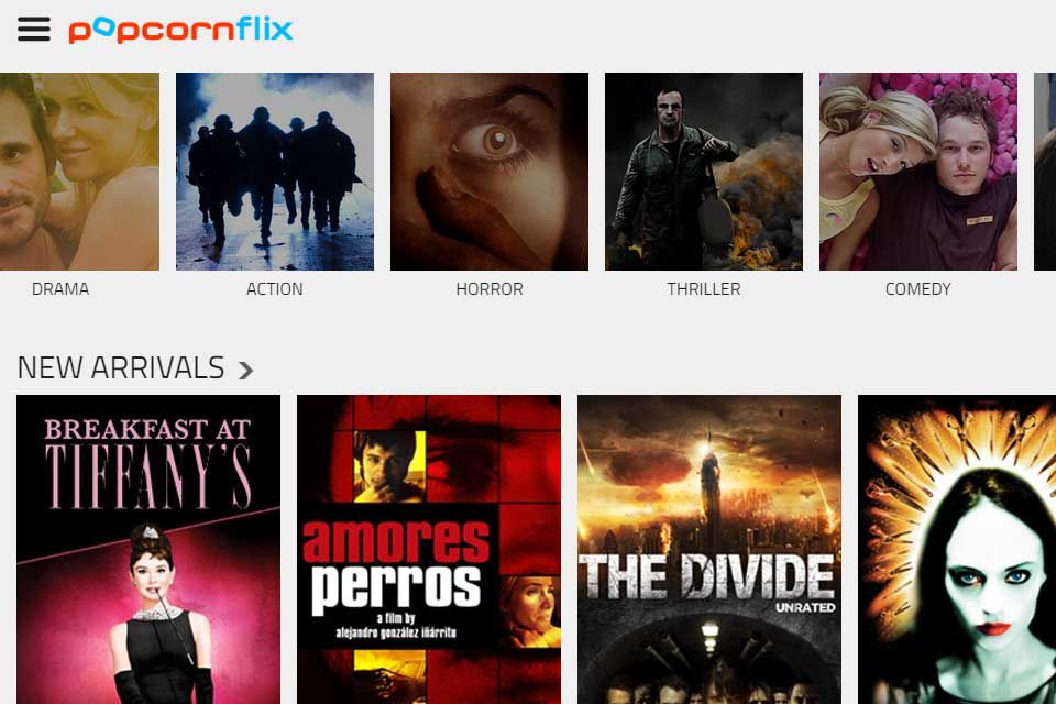Popcornflix: Watch Free Movies and TV Shows Online