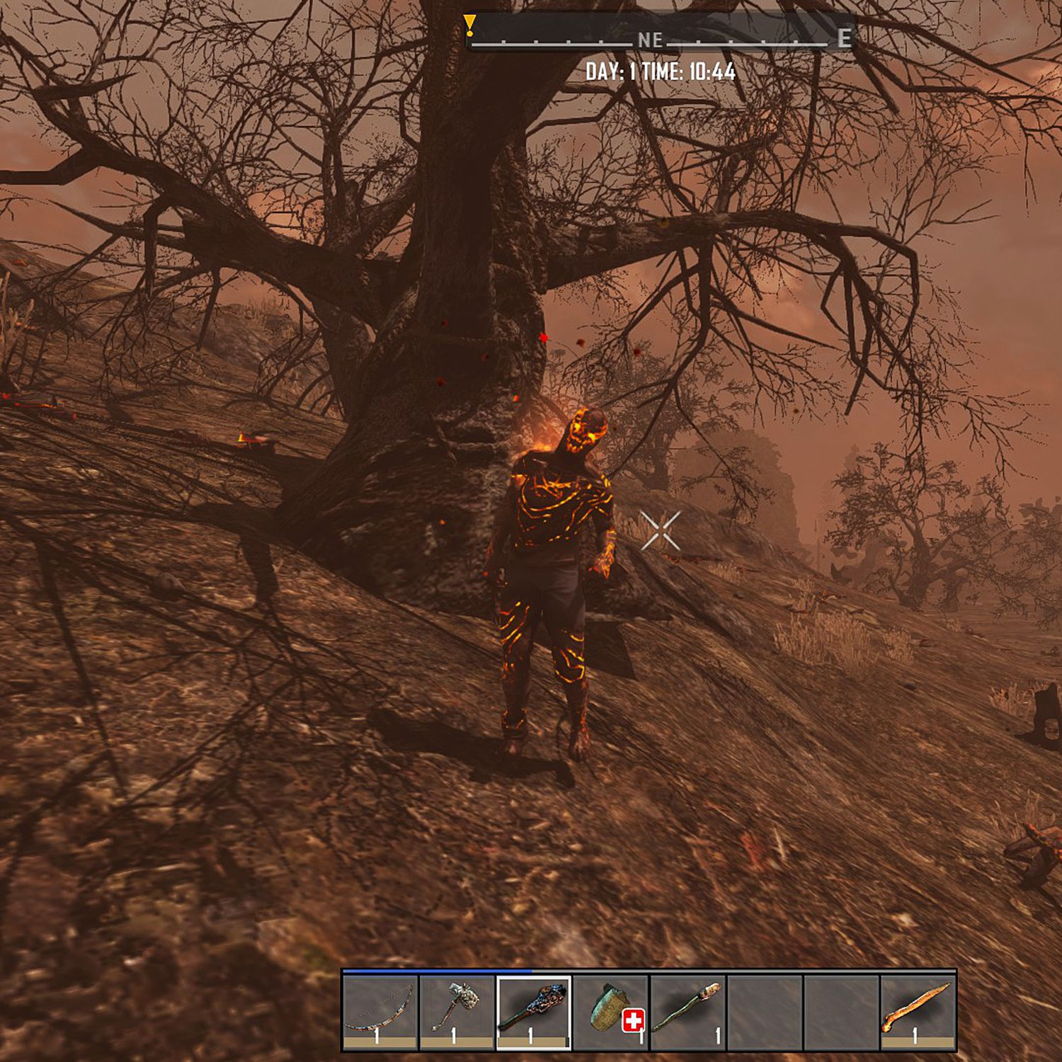 7 Days To Die Review Giving Zombies A Fun Facelift 7 Days And One Sandbox Platform At A Time