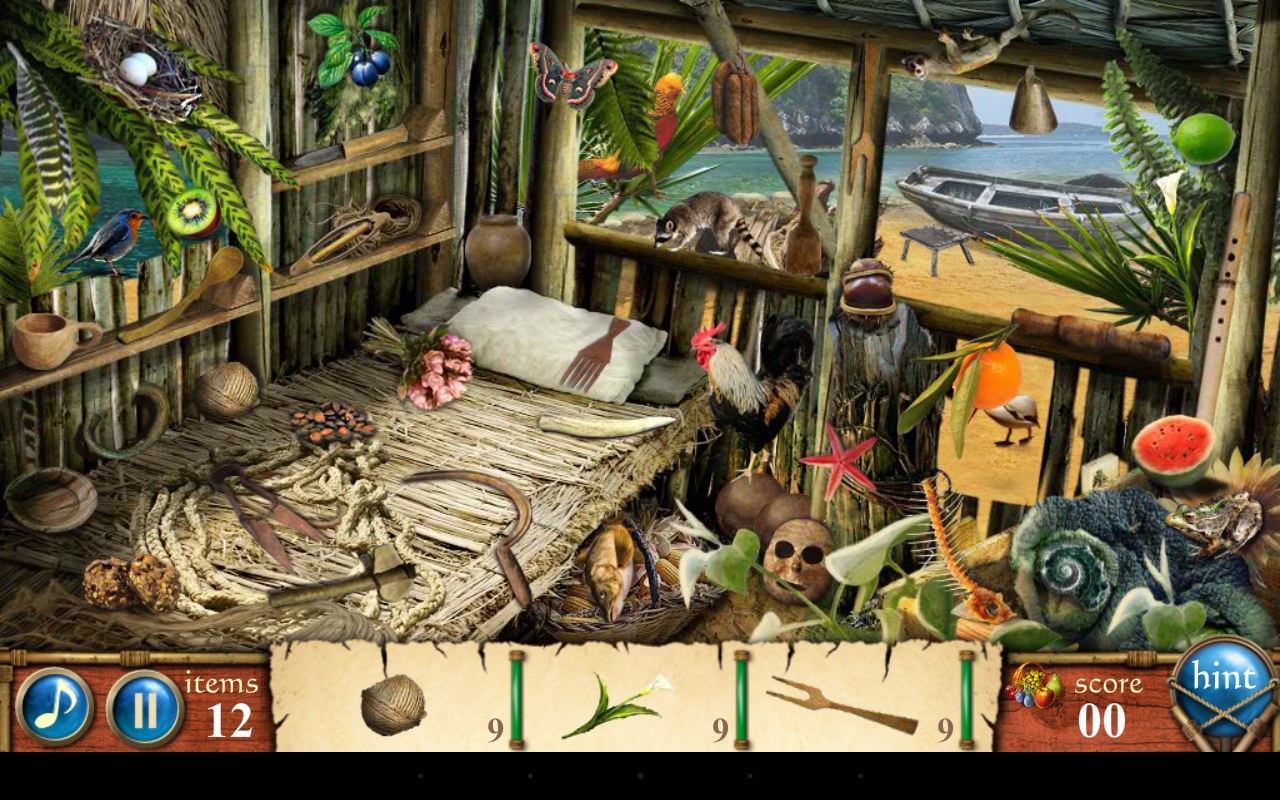 top 100 hidden object games free download