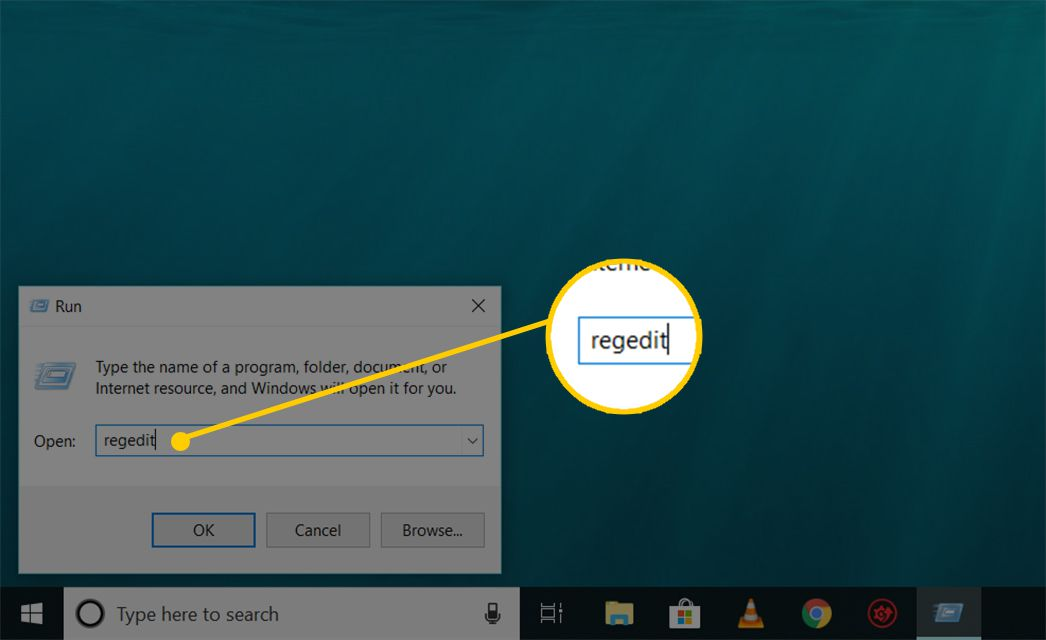 regedit windows 10 command line