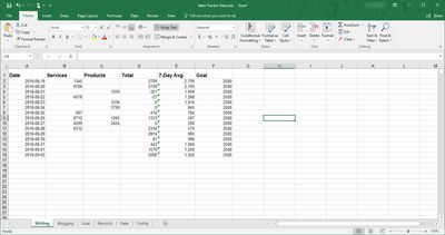 Calculate Net Salary Using Microsoft Excel