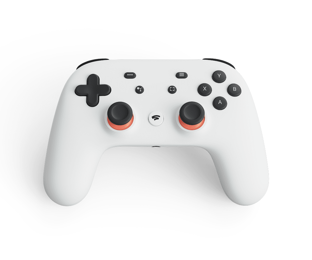 The Stadia Game Controller is a Brand New Device