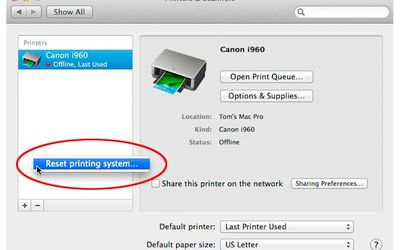 How to Print in Black and White on Mac