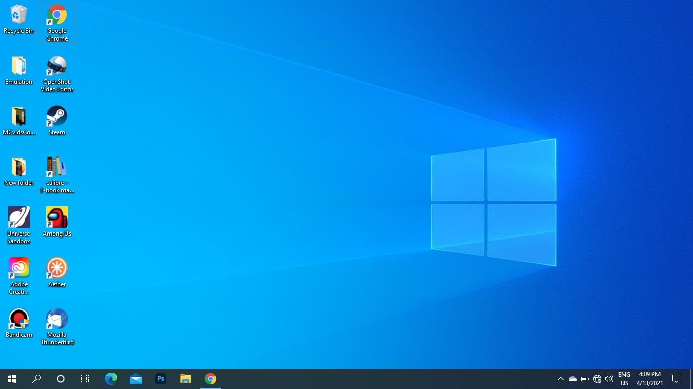 Windows Action Center and Network icons in the Windows 10 system tray
