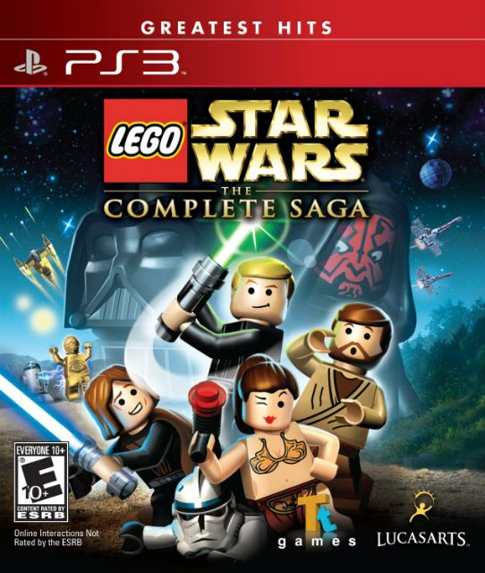 Lego Star Wars: The Complete Saga Cheat Codes for PlayStation 3
