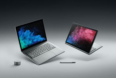 Microsoft Surface Personal Computers