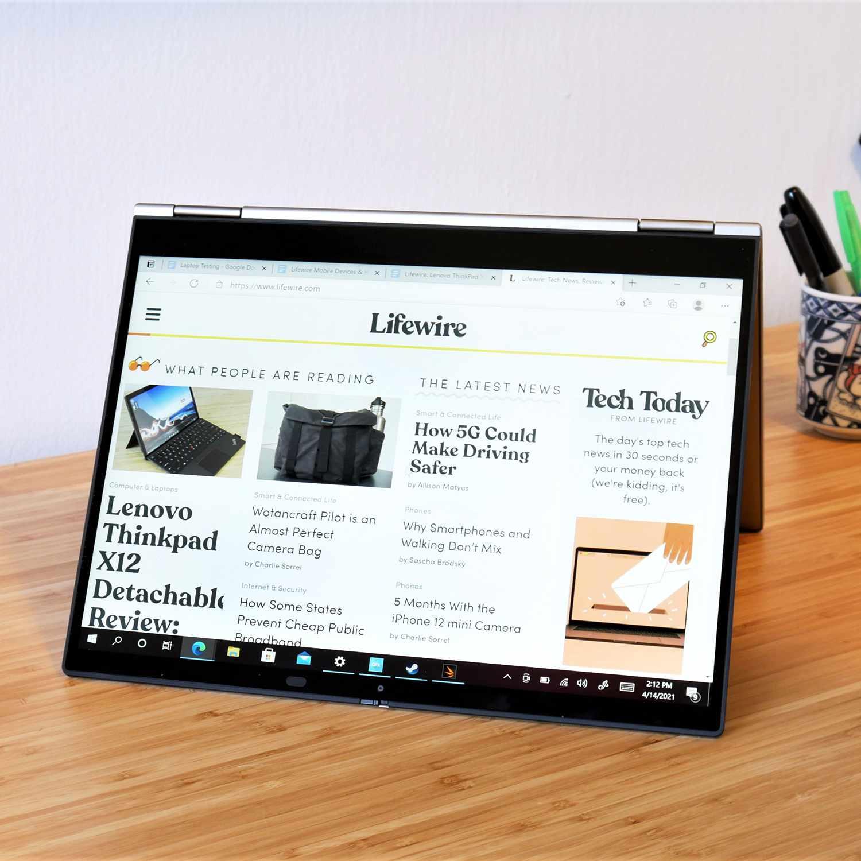Lenovo ThinkPad X1 Titanium Yoga