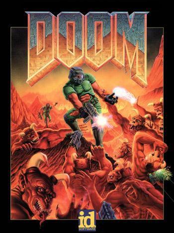 Doom video game.