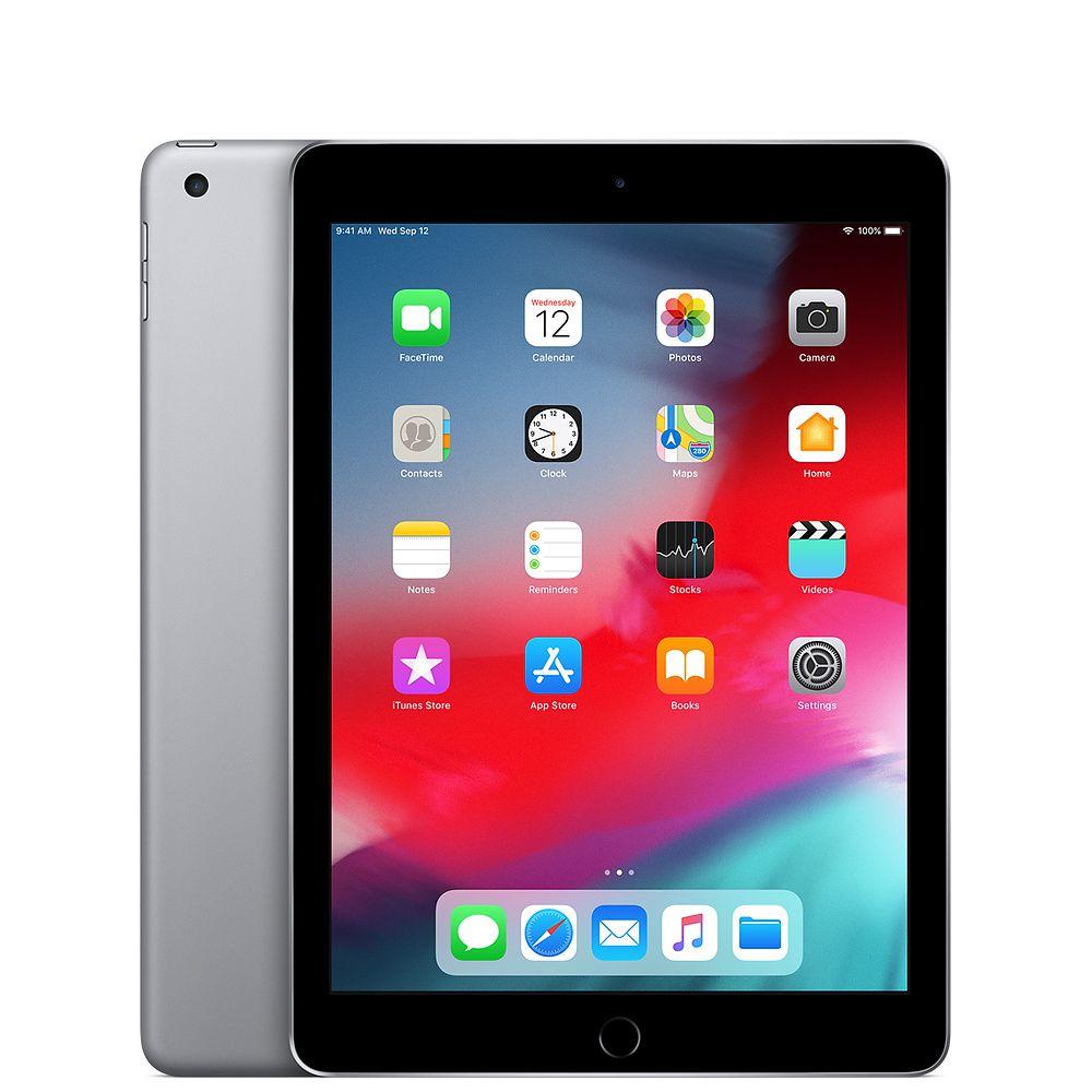iPad Wi-Fi 128GB - Space Gray (6th Generation)