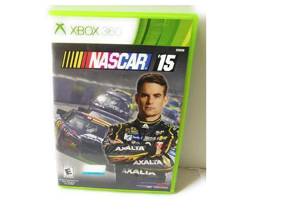 Nascar 15 on Xbox 360