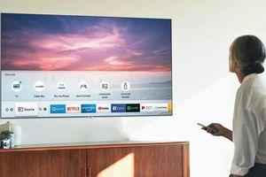 Samsung Smart TV Lifestyle