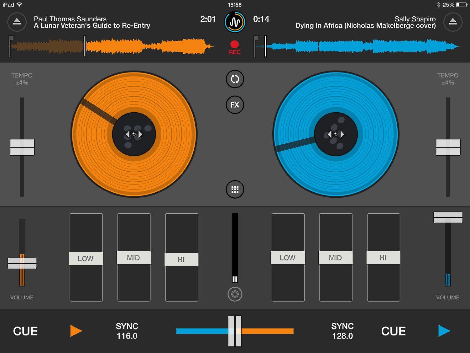 Best Free DJ Apps for Music Mixing on the iPad