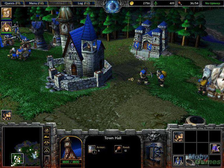 <b>Warcraft III</b> Reign of Chaos PC <b>Cheats Codes</b>