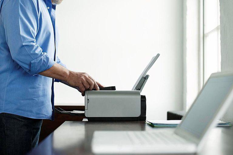 AirPrint compatible printers