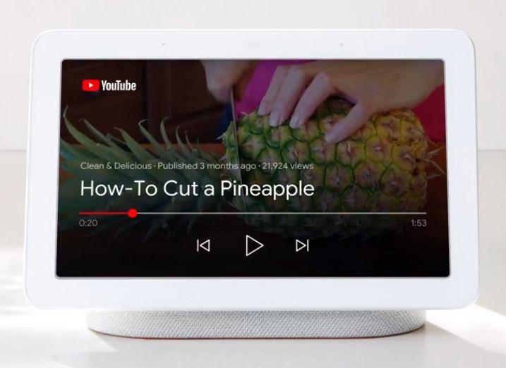 YouTube Smart Display Image